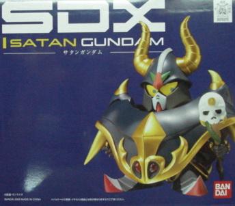 超合金  SDX 撒旦鋼彈