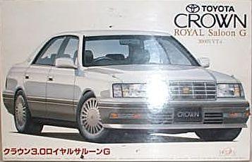 FUJIMI車 ID-66 TOYOTA CROWN