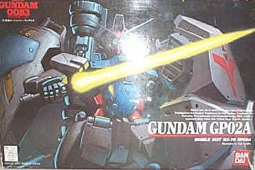 0083系列 GUNDAM GP02A