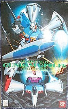 0083系列 GUNDAM GP01-FB