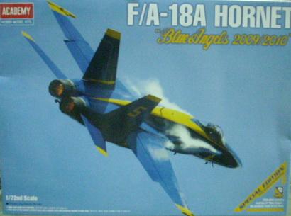 AC12424 1/72  F/A-18A HORNET