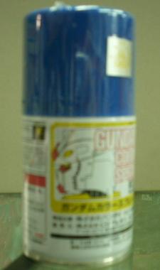 俊仕噴漆SG02 機體藍