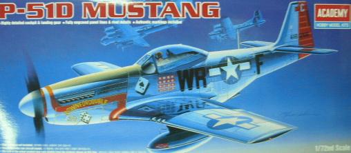 AC2132 P-51D MUSTANG