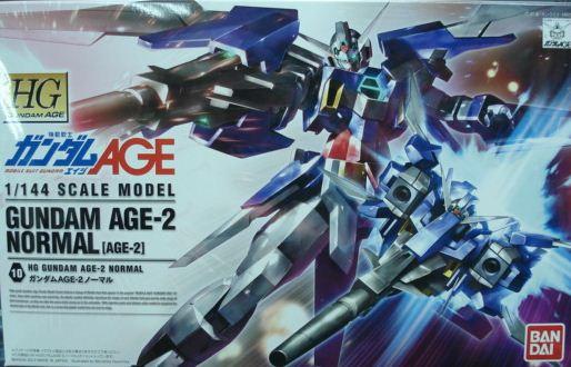 1/144 HG AGE-10 AGE-2基本型--2015-5月到貨