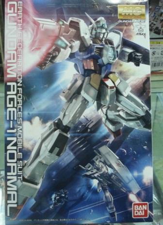 MG AGE-1  鋼彈---