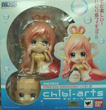 chibi-arts 航海王Q版白星公主