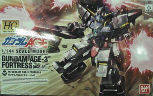 1/144 HG AGE-30 AGE-3要塞型