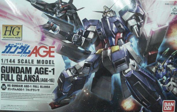 1\144 HG AGE-35 全備光輝型