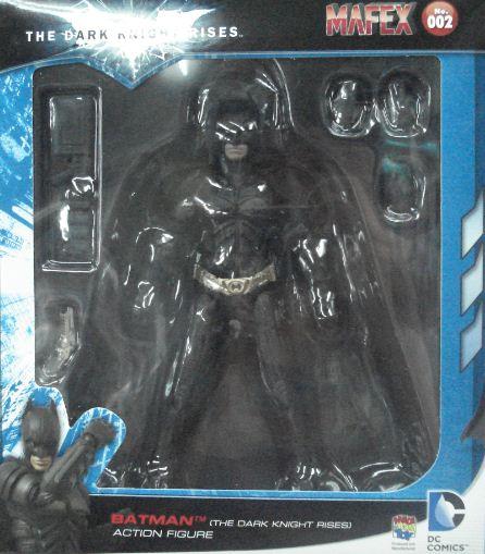 MAFEX 蝙蝠俠 黑暗騎士---缺貨