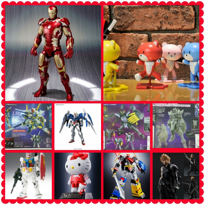 2015-5��~�s�~��T.SR�X��  �t�z�j��~ Play Arts�� �ӪžԤh7 �J�Ҽw~HGUC 1/144 V2��u �����ɭ���u~HGBF ��u�а����u~HGBF ��u�а��׵���u~HGBF��u�а��p���ȳ�+�M�Ω��y~�X�� Hello Kitty �͸��� �����H�����&