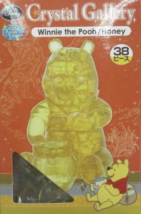 立體3D拼圖 小熊維尼&蜂蜜