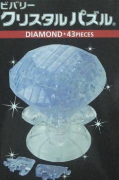 立體3D拼圖 鑽石