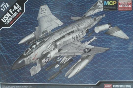 AC12515 1/72 USN F-4J