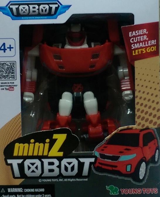 機器戰士TOBOT miniZ