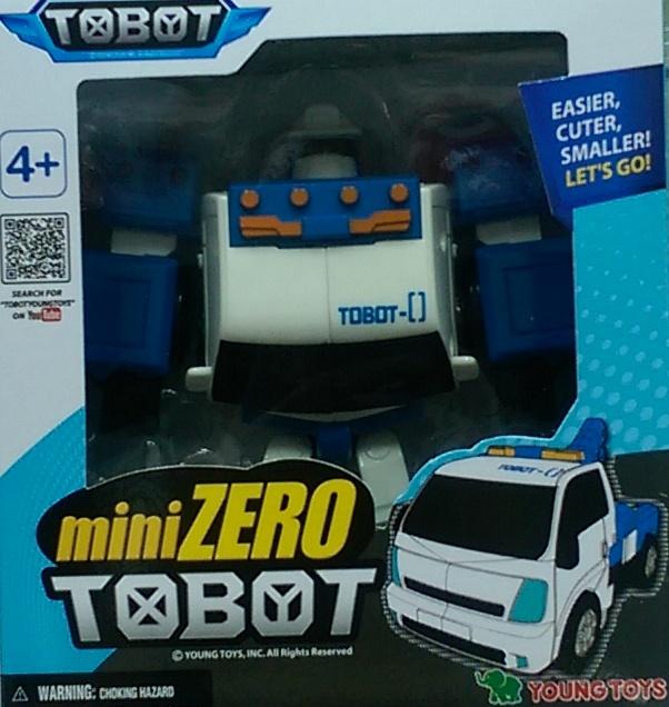 機器戰士TOBOT miniZERO