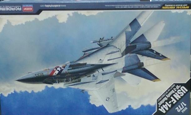 AC12532 1/72 USN F-14A