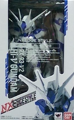 NX Q版Hi-V鋼彈---缺貨