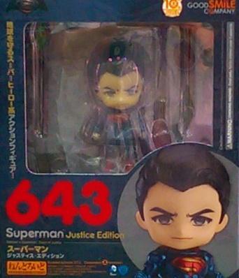 黏土人643 Q版正義曙光-超人