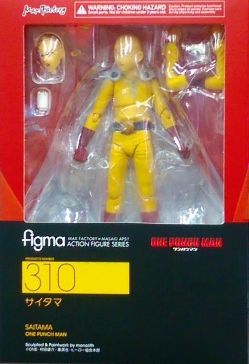 figma310 一拳超人琦玉--售完缺貨