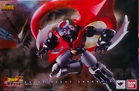 SR超合金 真魔神ZERO--售完缺貨