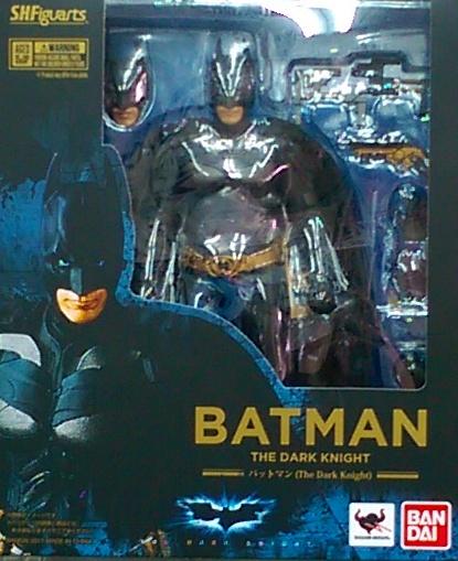 SHF 蝙蝠俠 黑暗騎士