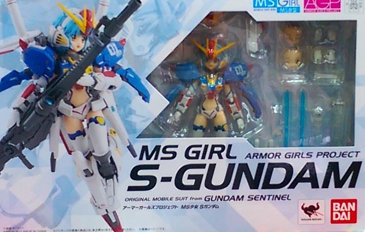 AGP MS少女 S鋼彈
