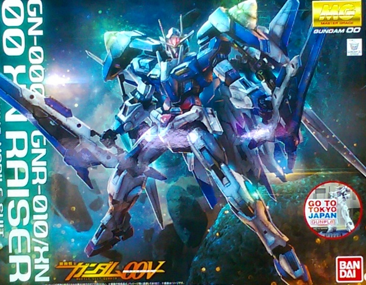 MG 鋼彈00 XN RAISER