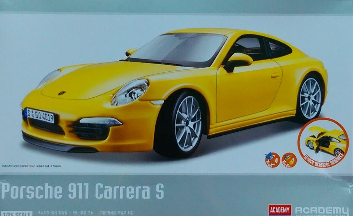 AC15127 Porsche 911 Carrera S