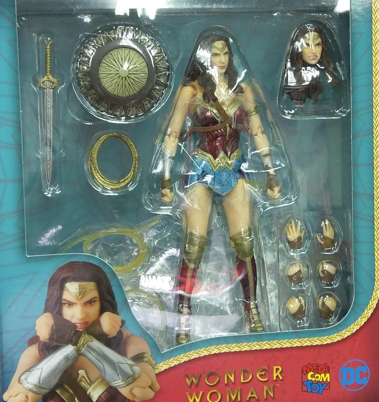 MAFEX048 神力女超人