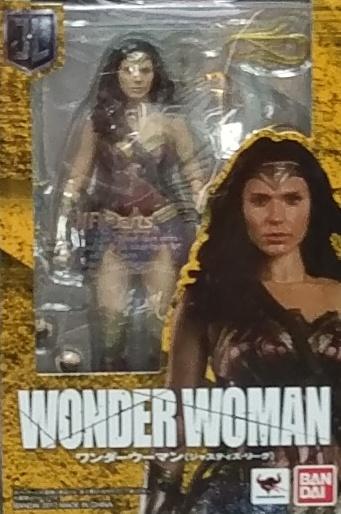 SHF 神力女超人-正義聯盟