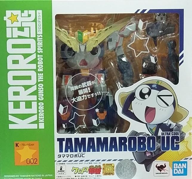 KERORO魂002 TAMAMA機器人