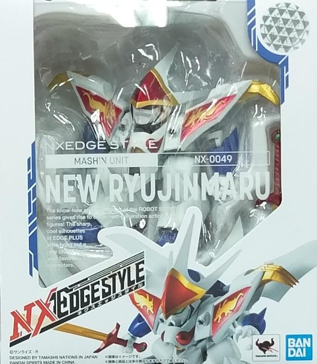 NX 魔神英雄傳2 新星龍神丸