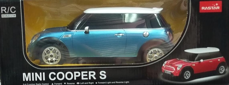 1;14遙控車 MINI-COOPER