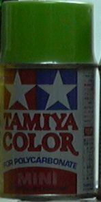田宮TAMIYA 防撞噴漆 PS-8 淺綠色