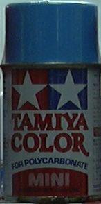 田宮TAMIYA 防撞噴漆 PS-30 藍色