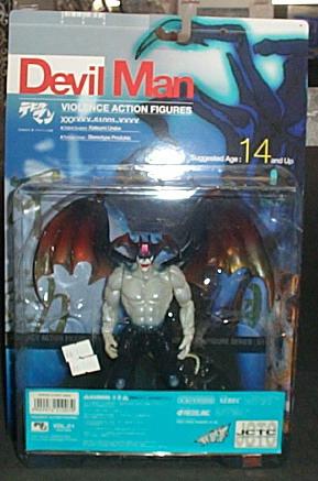 Devil Man完成品