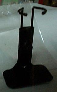 人物支撐架 (小) 三支裝 黑色