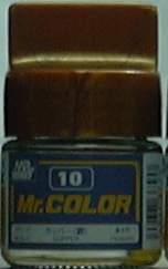 俊仕油性漆 NO.10 銅色(金屬)
