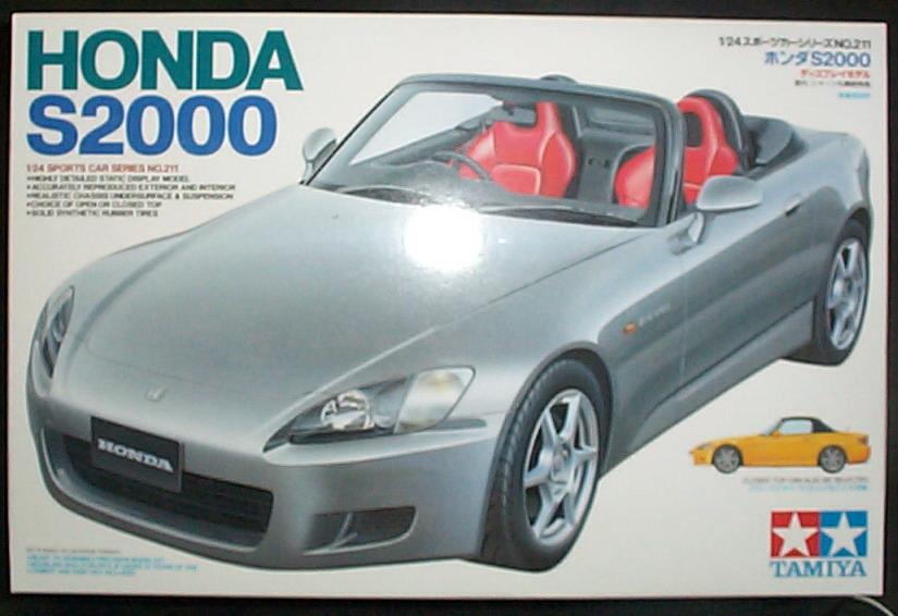 田宮HONDA S2000 雅哥喜美 汽車