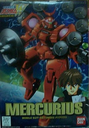 1/144 WF-08號 MERCURIUS-