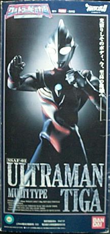 鹹蛋超人ULTRAMAN TIGA