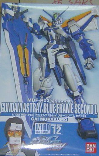 1/100 SEED 剛彈系列 12 異端剛彈藍色基二型L