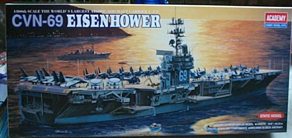 愛德美 CVN-69戰艦 1440