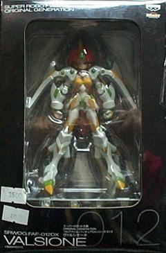 電擊限定機器人大戰系列:012 VALSIONE瓦爾西歐妮