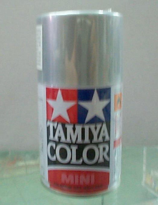 TAMIYA噴罐  TS-83  金屬銀